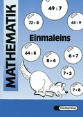 Mathematik-Übungen, Arbeitsheft: Einmaleins