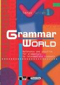 Grammar World, w. CD-ROM