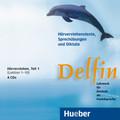 Delfin: Hörverstehen, 4 Audio-CDs - Tl.1