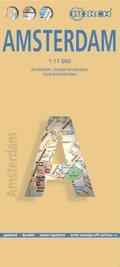 Borch Map Amsterdam