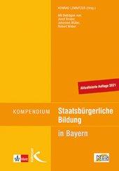 Kompendium Staatsbürgerliche Bildung für Lehramtsprüfungen in Bayern