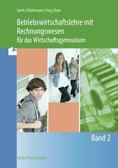 Betriebswirtschaftslehre mit Rechnungswesen für das Wirtschaftsgymnasium - Bd.2