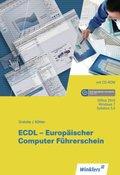 ECDL - Europäischer Computer Führerschein, m. CD-ROM