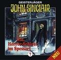 Geisterjäger John Sinclair - Das Horror-Schloss im Spessart, 1 Audio-CD
