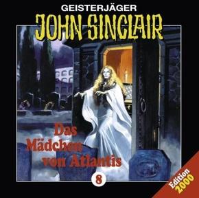 Geisterjäger John Sinclair - Das Mädchen von Atlantis, 1 Audio-CD