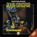 Geisterjäger John Sinclair - Knochensaat, 1 Audio-CD