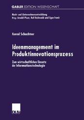 Ideenmanagement im Produktinnovationsprozess