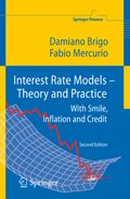 Interest Rate Models, Theory and Practice