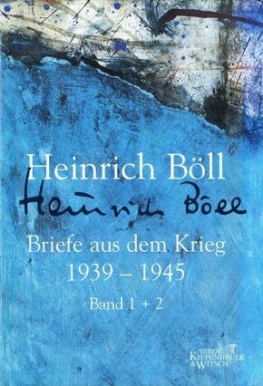 Briefe aus dem Krieg 1939-1945, 2 Bde.