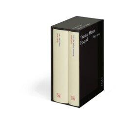 Große kommentierte Frankfurter Ausgabe: Essays 1893-1914, m. Kommentar, 2 Bde.; Essays; 14/1-2 - Tl.1