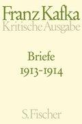 Kritische Ausgabe: Briefe 1913-1914