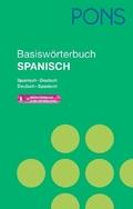 PONS Basiswörterbuch Spanisch f. unterw.