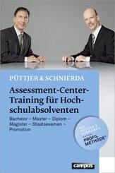 Assessment-Center-Training für Hochschulabsolventen
