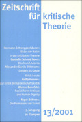 Zeitschrift für kritische Theorie - H.13