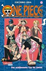 One Piece - Der schlimmste Typ im Osten