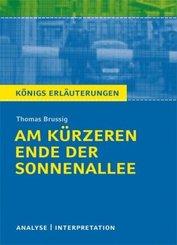 Thomas Brussig 'Am kürzeren Ende der Sonnenallee'