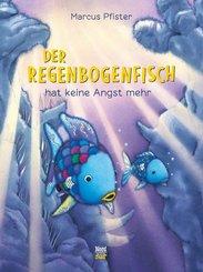 Der Regenbogenfisch hat keine Angst mehr, m. Superbuch