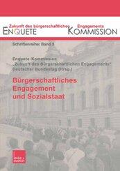 Bürgerschaftliches Engagement und Sozialstaat