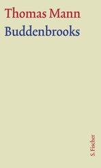 Große kommentierte Frankfurter Ausgabe: Buddenbrooks