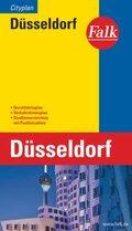 Falk Plan Düsseldorf, Cityplan