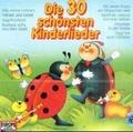 Die 30 schönsten Kinderlieder, 1 Audio-CD