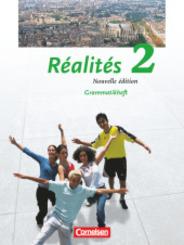 Réalités, Nouvelle édition: Grammatikheft; Bd.2