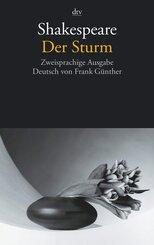 Der Sturm, Englisch-Deutsch