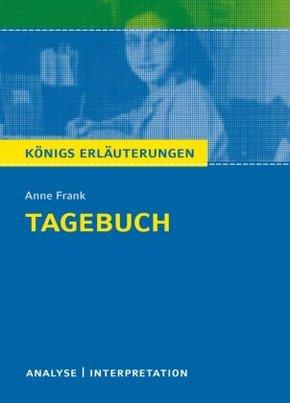 Anne Frank 'Tagebuch'