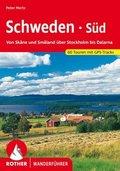 Rother Wanderführer Schweden Süd