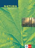 Natura, Biologie für Gymnasien, Neubearbeitung, Grundausgabe: 7.-10. Schuljahr
