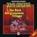 Geisterjäger John Sinclair - Buch der grausamen Träume, 1 Audio-CD