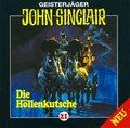 Geisterjäger John Sinclair - Die Höllenkutsche, 1 Audio-CD