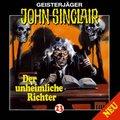 Geisterjäger John Sinclair - Der unheimliche Richter, 1 Audio-CD