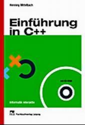 Einführung in C++, m. CD-ROM