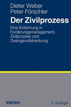 Der Zivilprozess