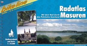 Bikeline Radtourenbuch Radatlas Masuren
