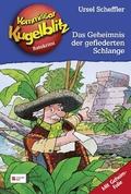 Kommissar Kugelblitz - Das Geheimnis der gefiederten Schlange