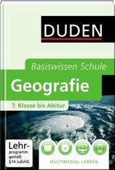 DUDEN Basiswissen Schule - Geografie -