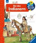Bei den Indianern - Wieso? Weshalb? Warum? Bd.18