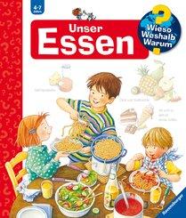 Unser Essen - Wieso? Weshalb? Warum? Bd.19