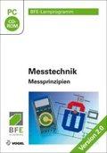Messtechnik, 1 CD-ROM