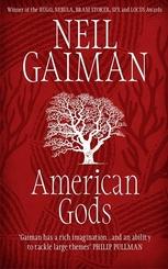 American Gods, English edition