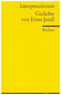 Gedichte von Ernst Jandl