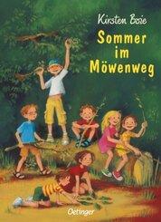 Wir Kinder aus dem Möwenweg 2. Sommer im Möwenweg