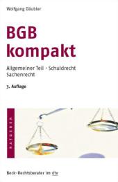 BGB kompakt