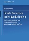 Direkte Demokratie in den Bundesländern