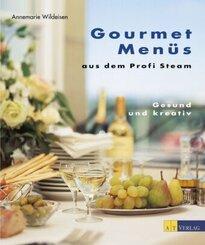 Gourmet Menüs aus dem Profi Steam