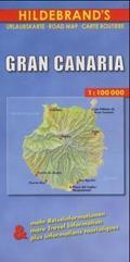 Hildebrand's Urlaubskarte Gran Canaria
