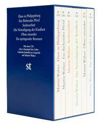 Die großen Romane, 6 Bde. u. 1 Audio-CD, Jubiläumskassette
