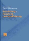 Schulleitung - Forschung und Qualifizierung